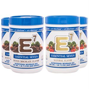 Picture of Mixed Case - E7® Dutch Chocolate(2) and E7® Natural Flavor(2)